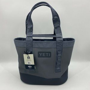 Yeti Camino Carryall 35 Tote Bag All Purpose Utility Storm Gray Waterproof New